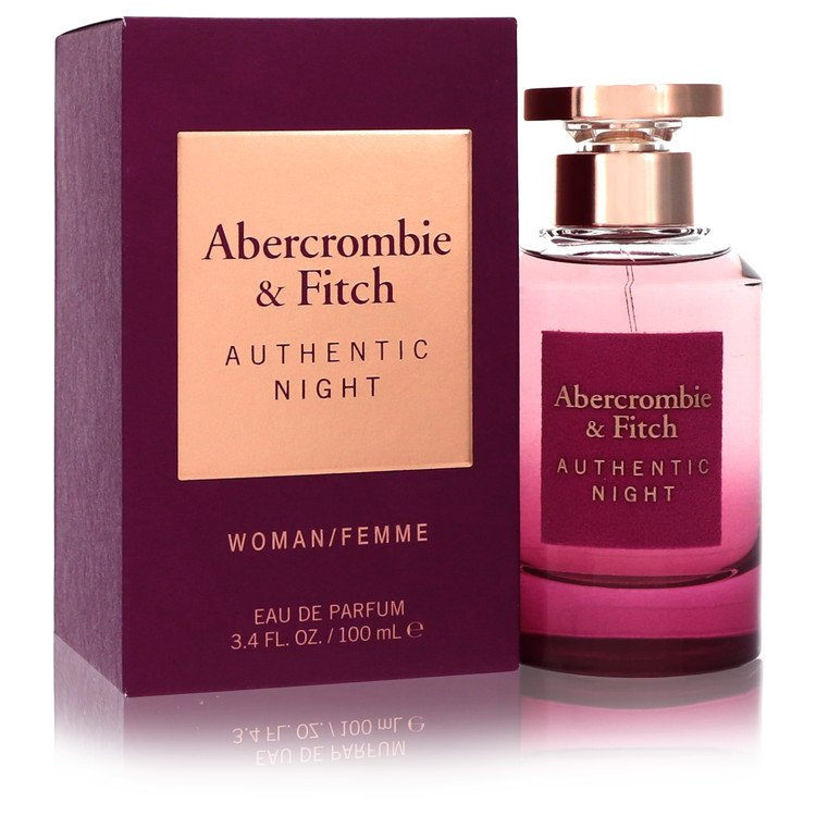 Abercrombie & Fitch Authentic Night by Abercrombie & Fitch