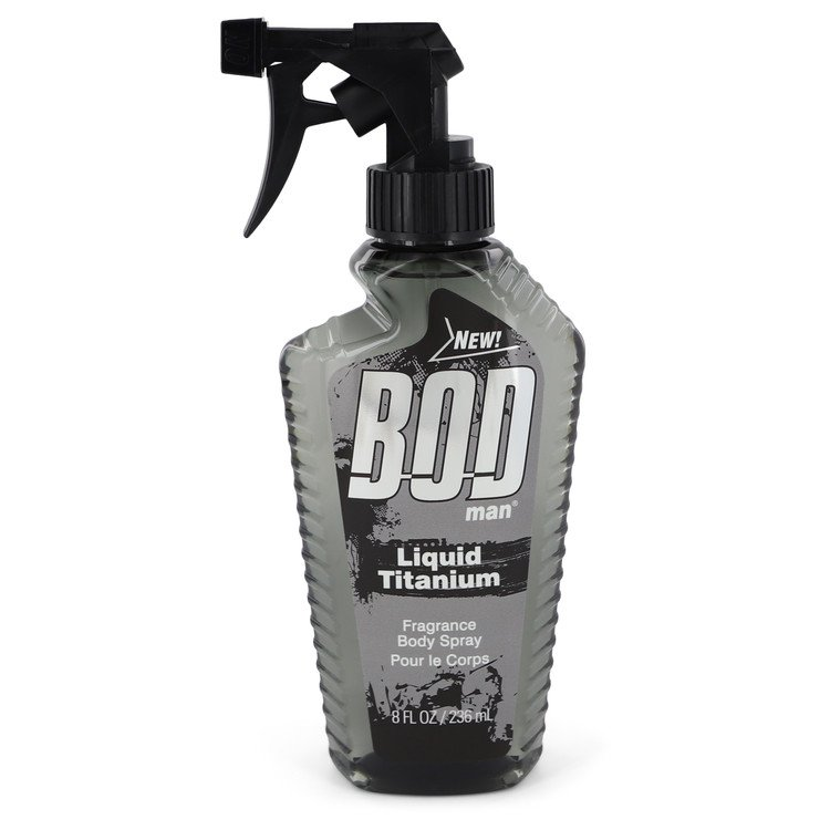 Bod Man Liquid Titanium by Parfums De Coeur