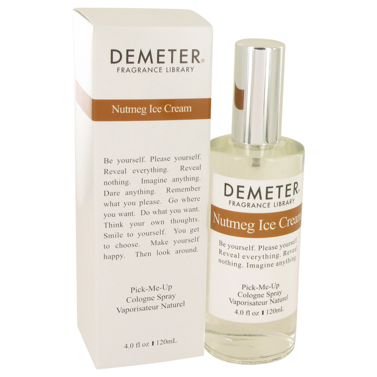 Demeter Nutmeg Ice Cream by Demeter