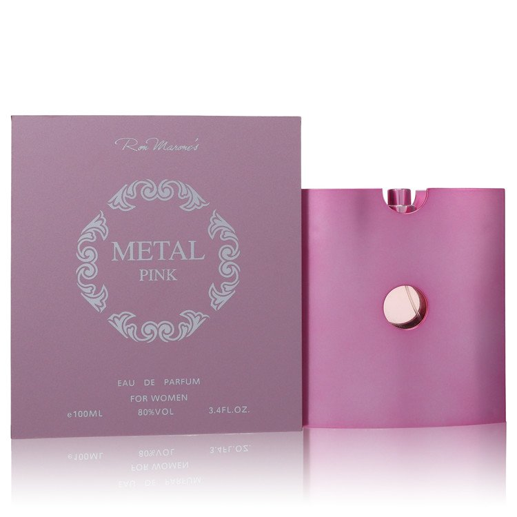 Metal Pink by Ron Marone's