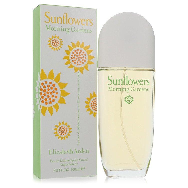 Sunflowers Morning Gardens by Elizabeth Arden