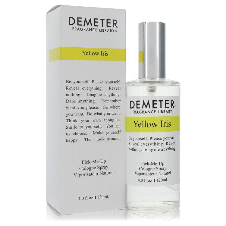 Demeter Yellow Iris by Demeter