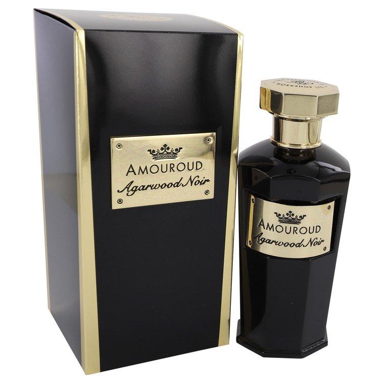 Agarwood Noir by Amouroud