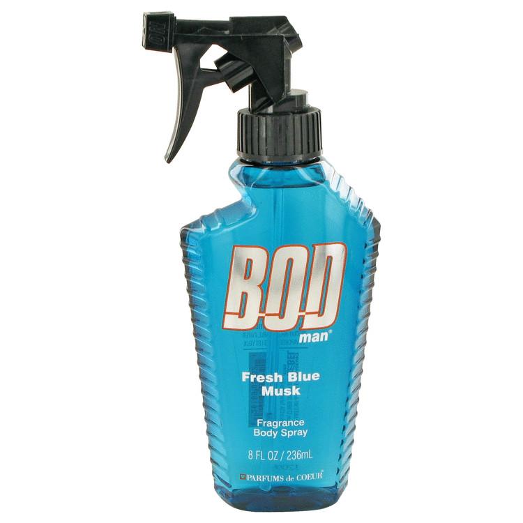 Bod Man Fresh Blue Musk by Parfums De Coeur