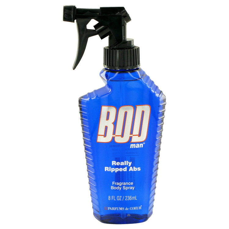 Bod Man Really Ripped Abs by Parfums De Coeur