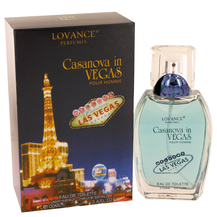 Casanova in Vegas by Lovance
