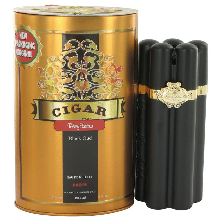 Cigar Black Oud by Remy Latour
