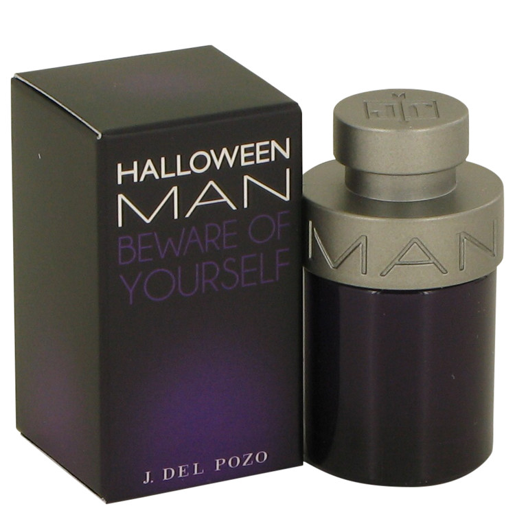 Halloween Man Beware of Yourself by Jesus Del Pozo