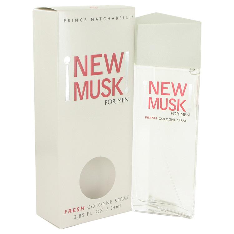 New Musk by Prince Matchabelli