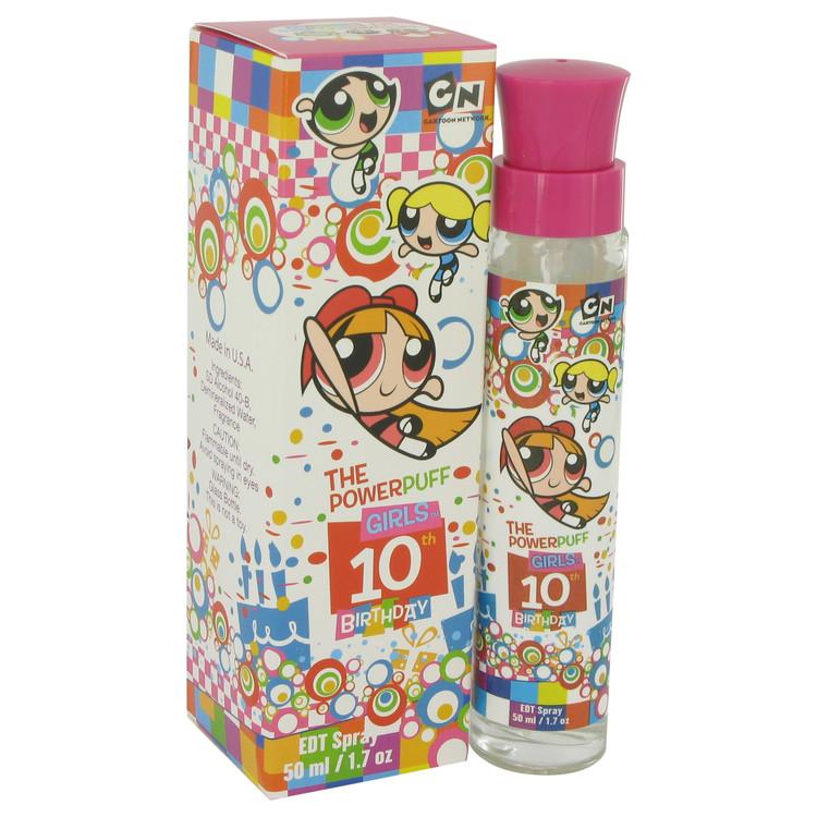 Powerpuff Girls 10th Birthday by Warner Bros