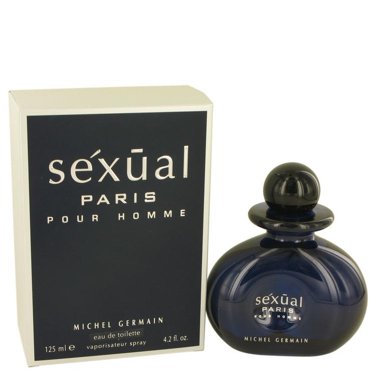 Sexual Paris by Michel Germain