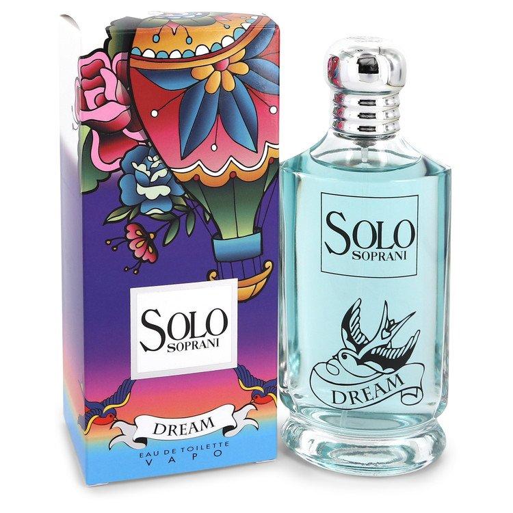 Solo Dream by Luciano Soprani