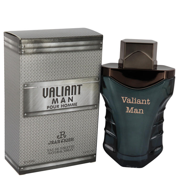 Valiant Man by Jean Rish