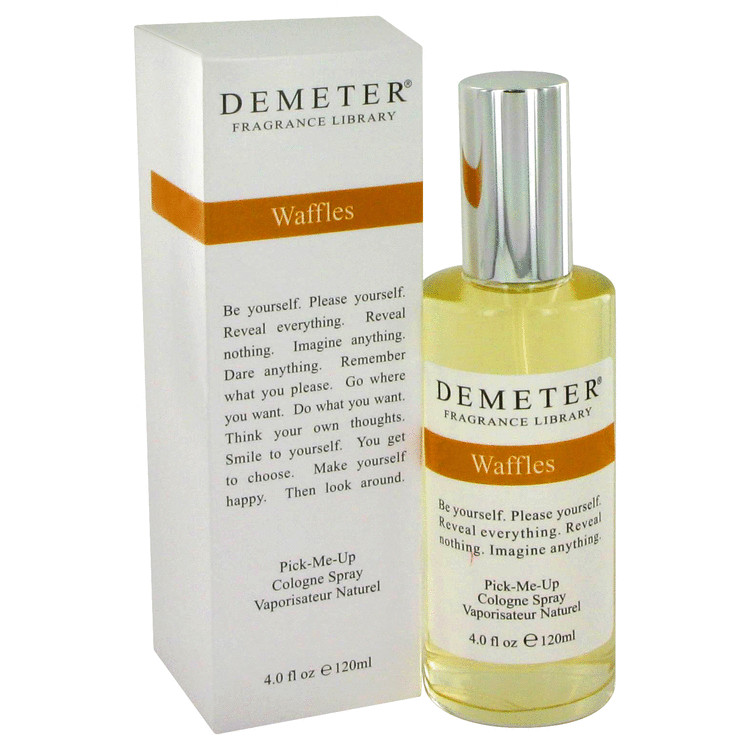 Demeter Waffles by Demeter
